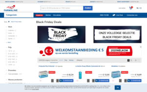 famaline: 3 black friday deals op hun website