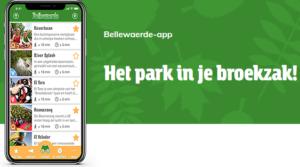 Bellewaerde app