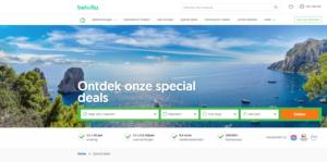 Ruim aanbod deals op de bel villa website