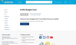 Vraag je krefeld budget card aan