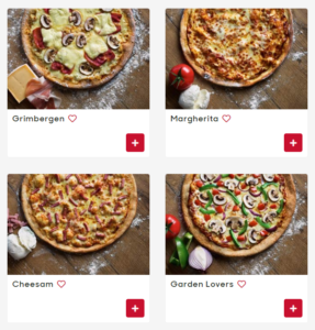 pizzahut menu