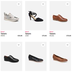 6 tamaris schoenen te koop bij serenza
